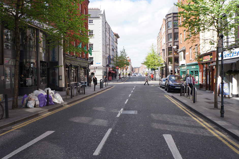 Dublin Parliament Street 16