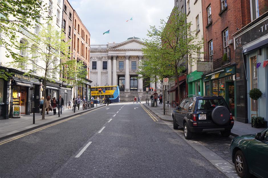 Dublin Parliament Street 17