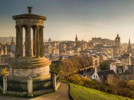 Um ótimo lugar para se hospedar em Edinburgh, Escócia