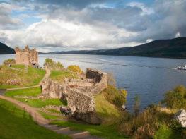 Uma furada na Escócia: passar pelo Lago Ness
