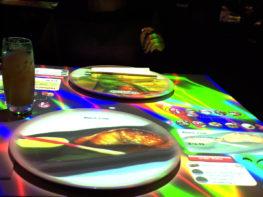 Inamo: o restaurante das mesas interativas em Londres