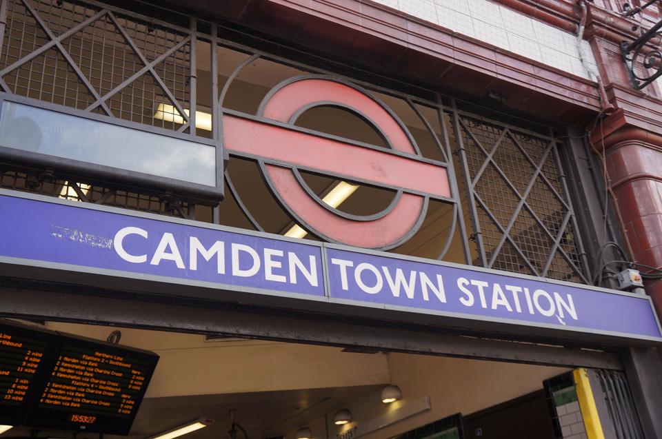 Londres - Camden Town 130