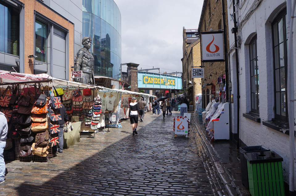 Londres - Camden Town 54