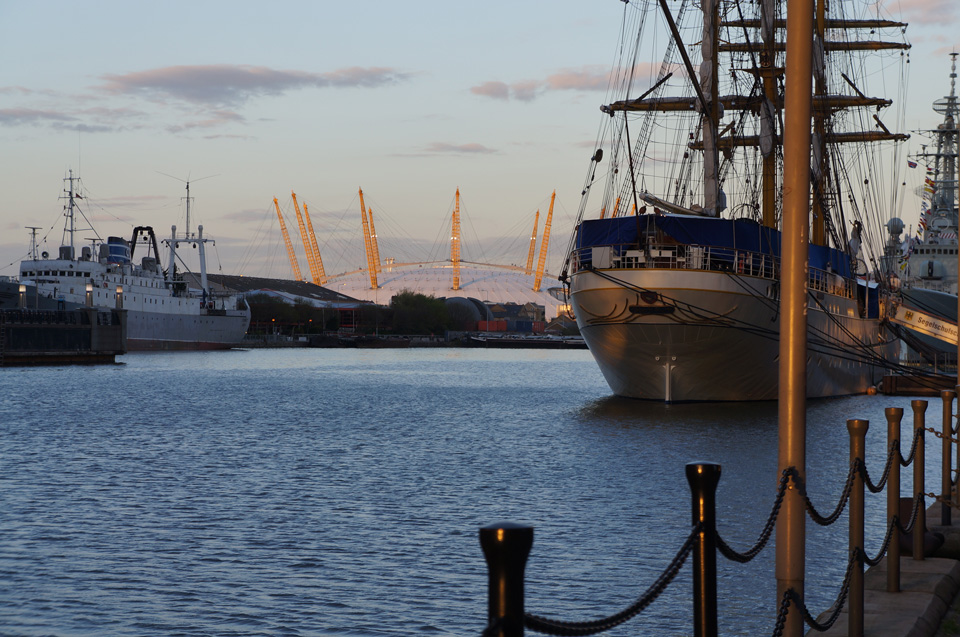 Londres - Docklands 16