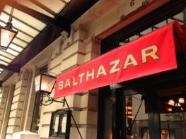 Comi no Balthazar de Londres
