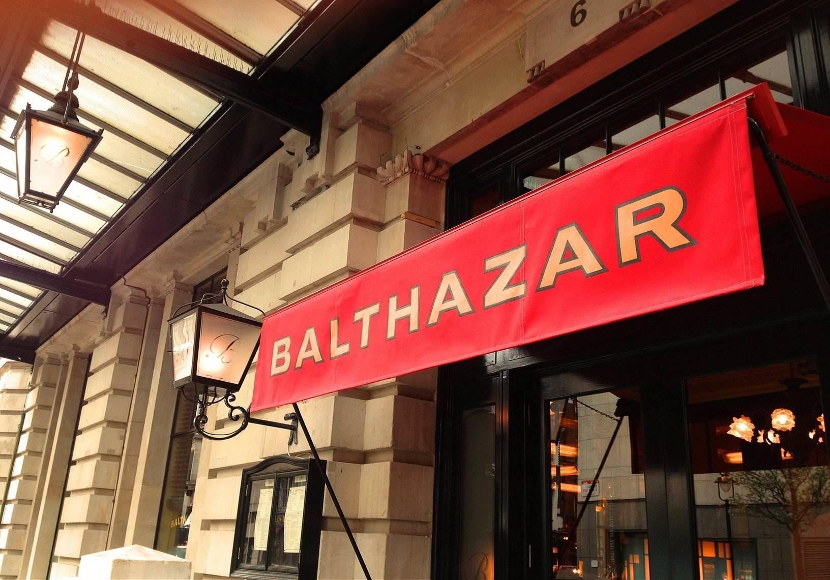 Comi no Balthazar de Londres
