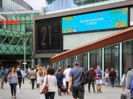 Conheci o novo Westfield Stratford, o maior shopping de Londres