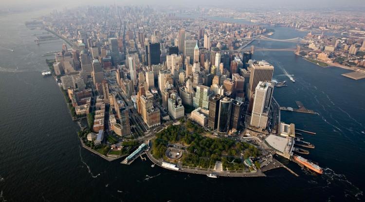 Diferenças entre Chicago em Nova York: Manhattan