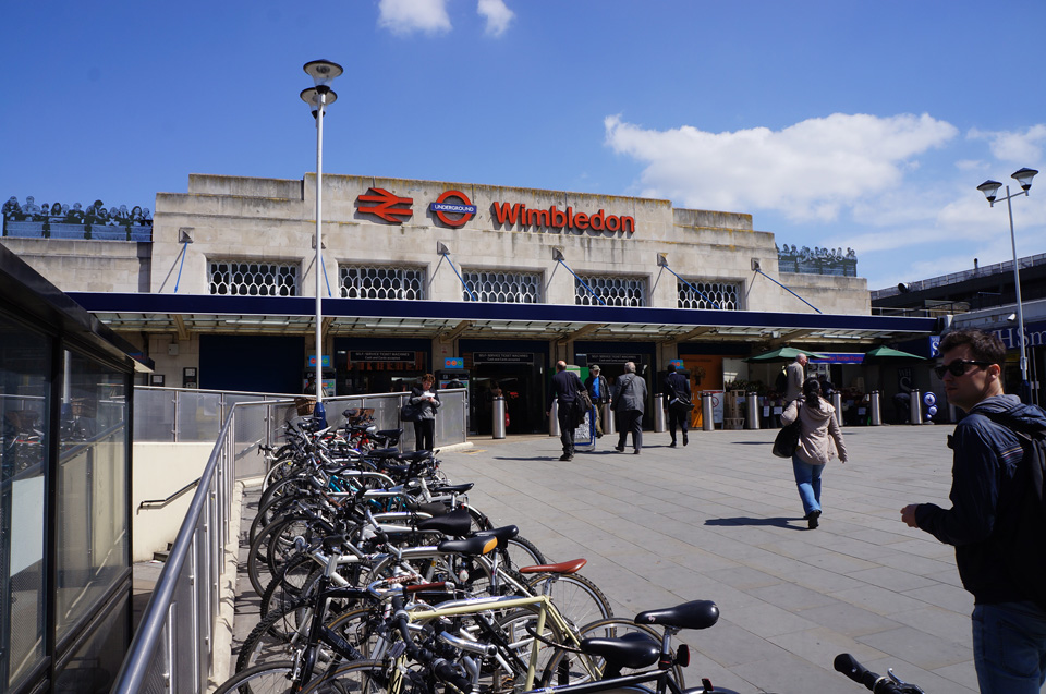 Londres - Wimbledon 50