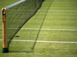 Um pulinho em Wimbledon, Londres