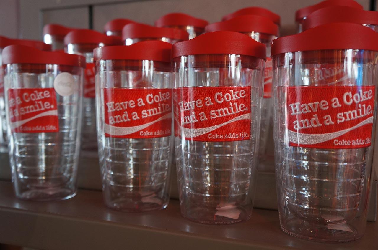 Club Cool: a lojinha da Coca-Cola em Epcot