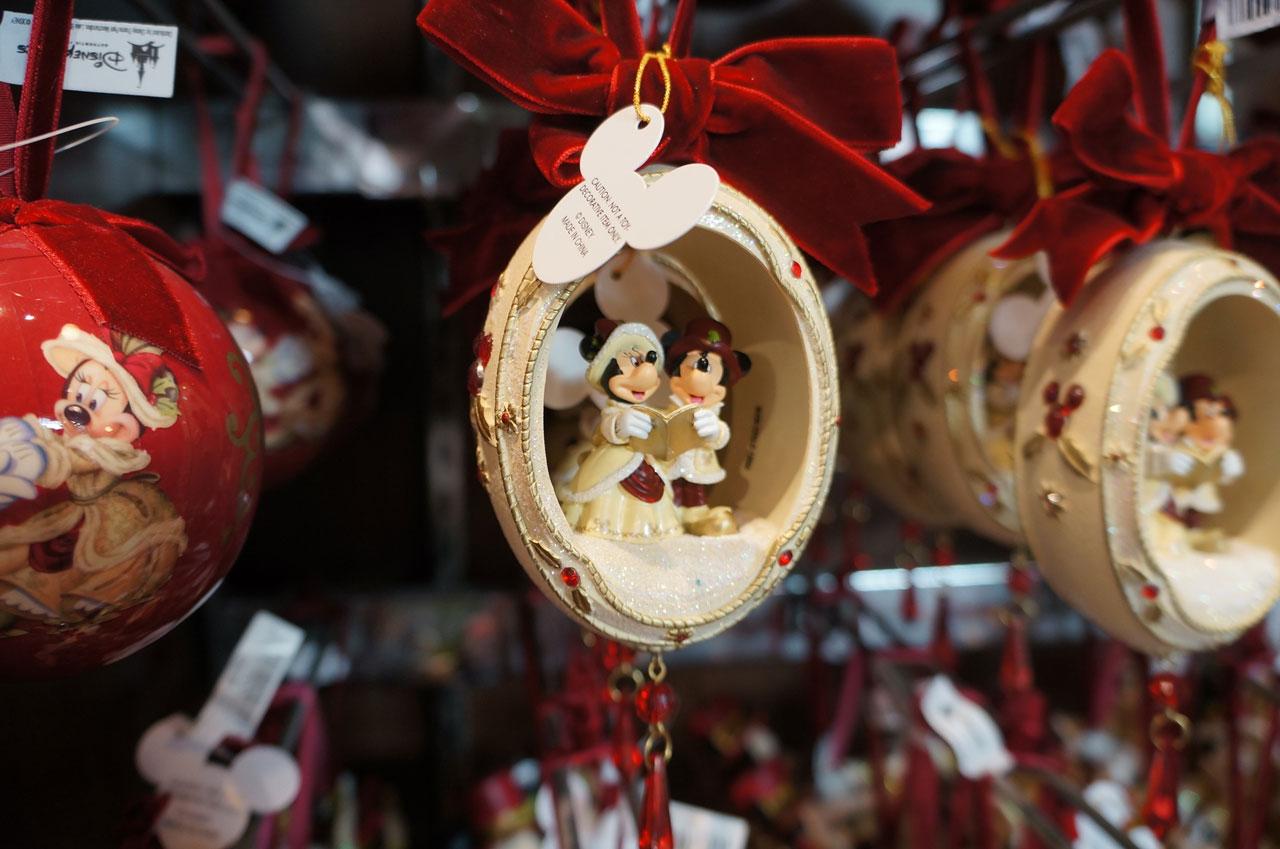 Enfeite De Loja ~ Onde comprar enfeites natalinos na Disney Rodei Viagens