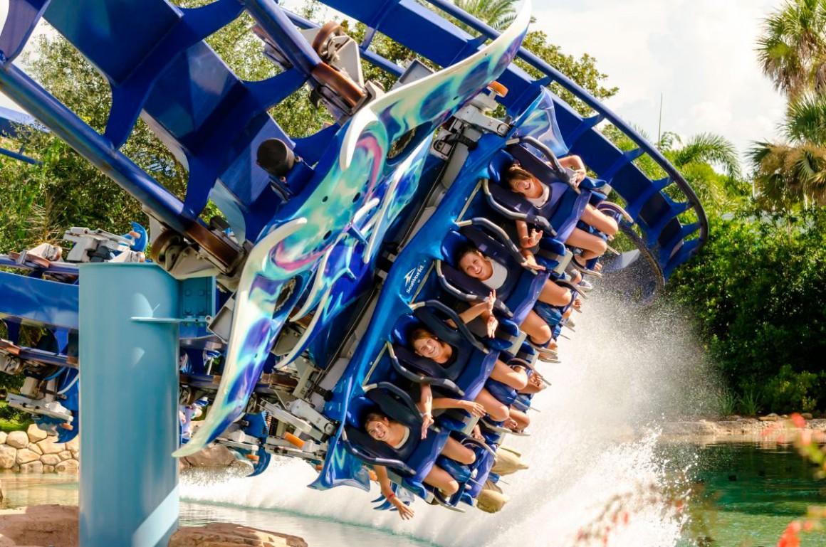 As melhores atrações dos parques de Orlando