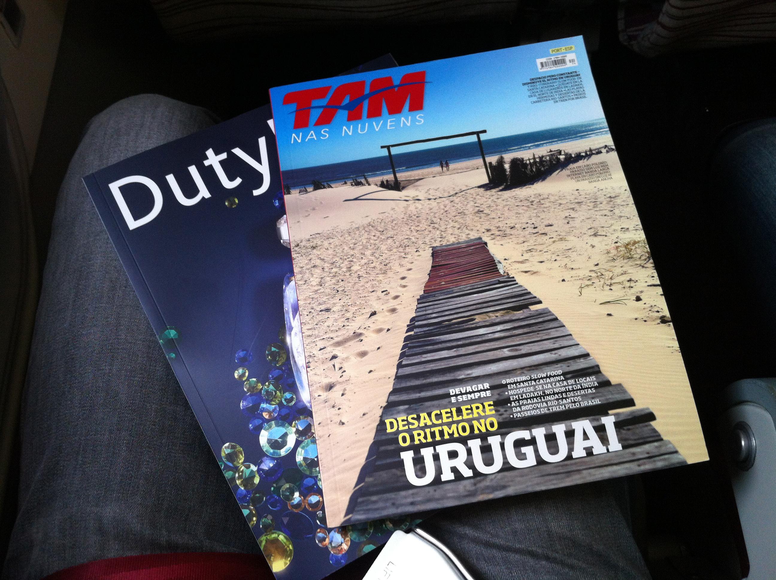 Como é viajar de Latam para Santiago, Chile