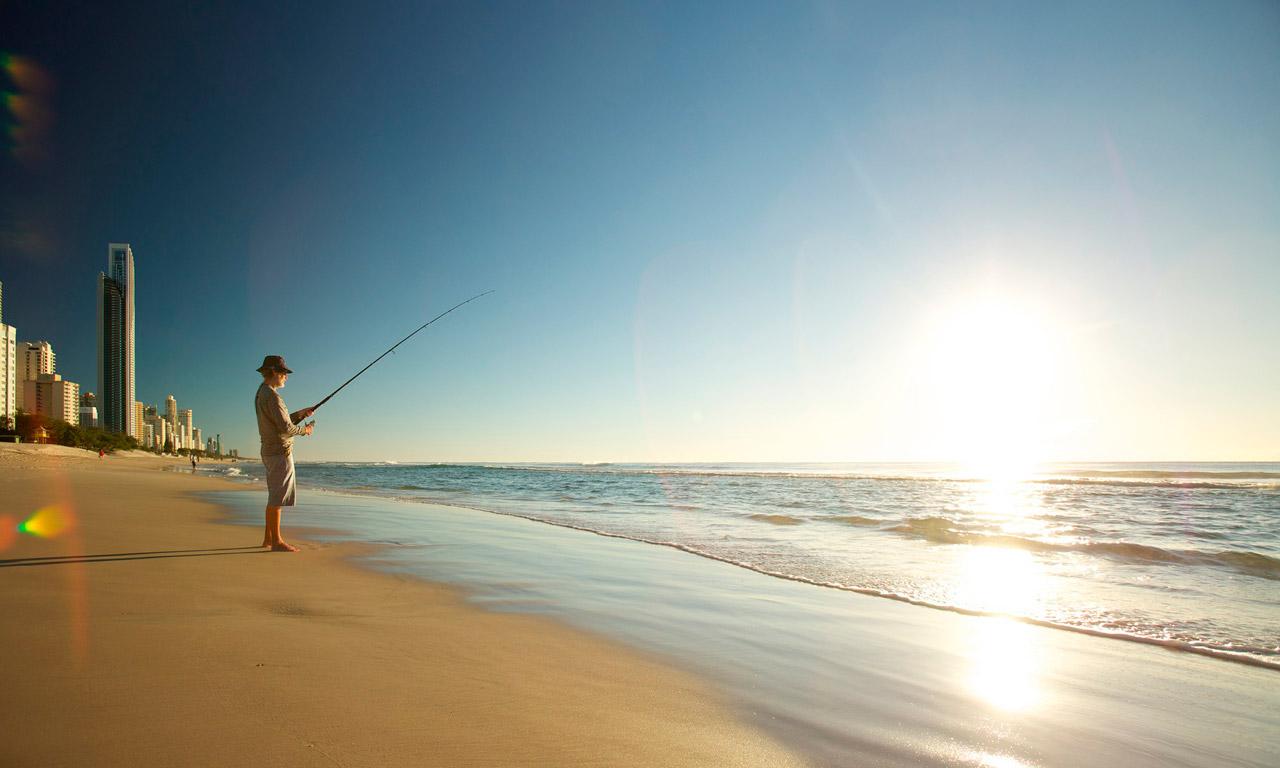 Um ótimo lugar para se hospedar em Gold Coast, Austrália
