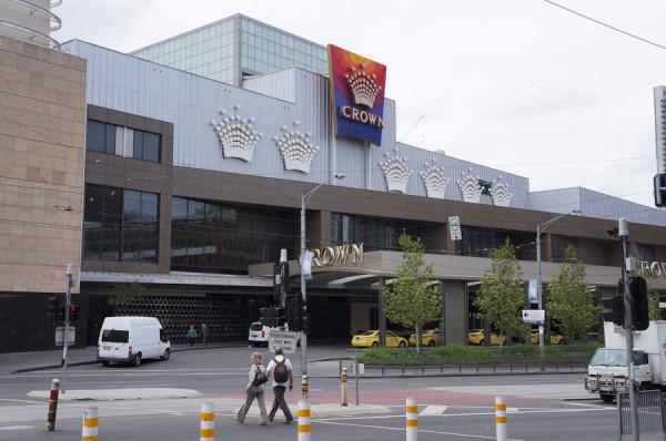 Curiosidades sobre a Austrália: Crown Casino em Melbourne