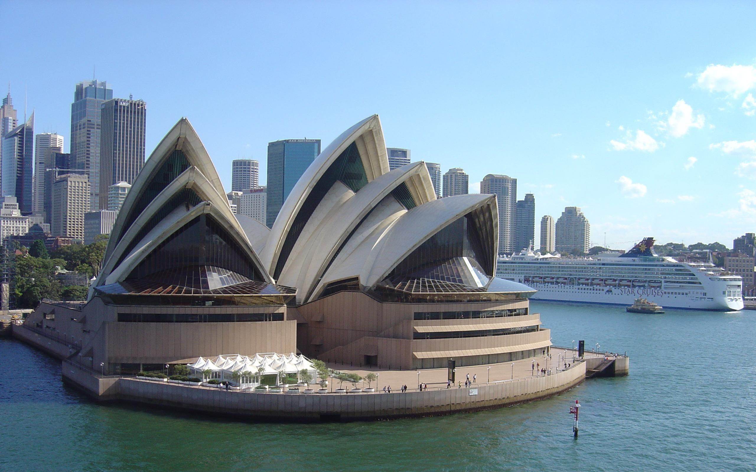 Roteiro a pé pelo centro de Sydney