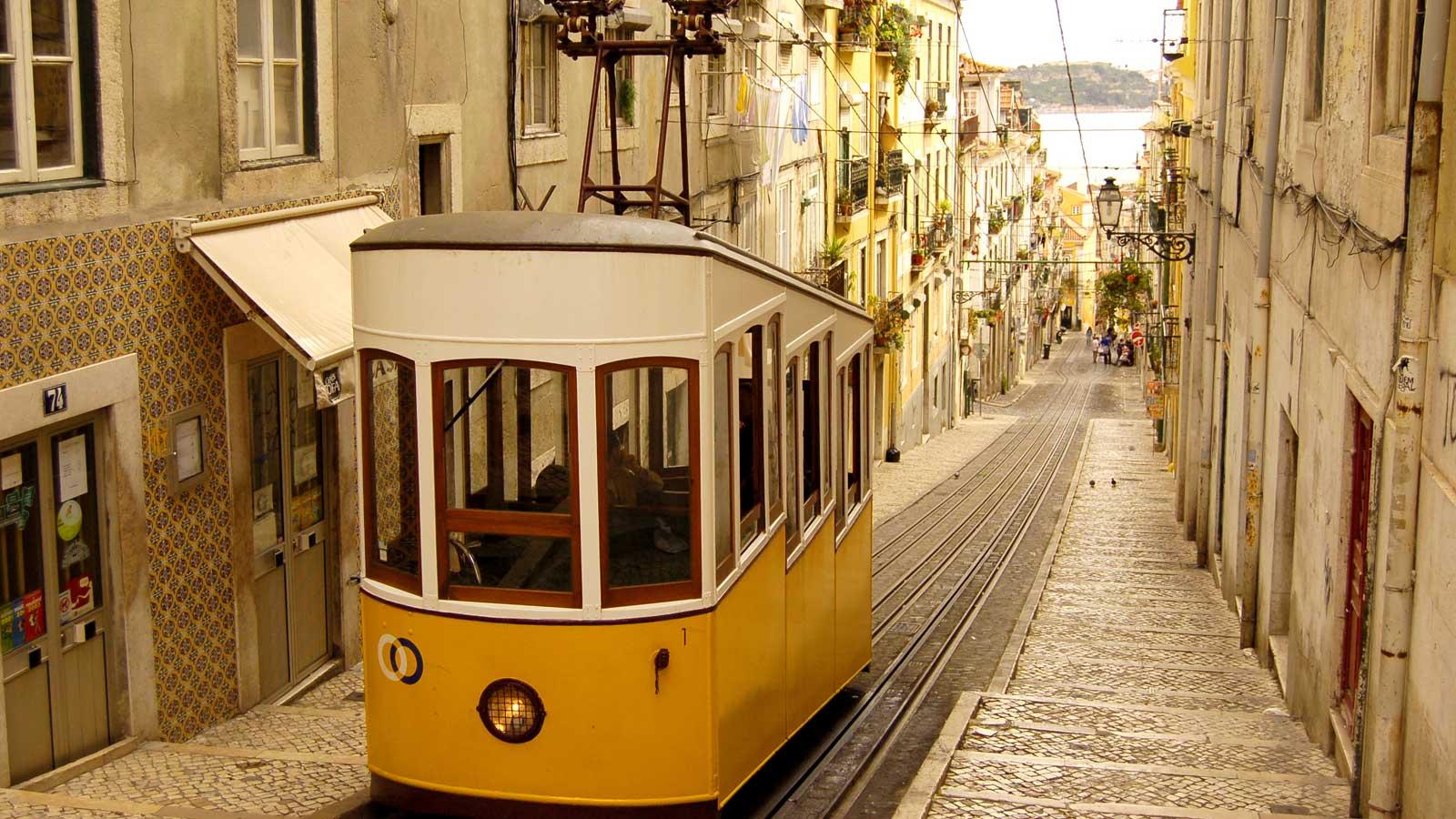 Primeira pesquisa de hotéis em Lisboa, Portugal