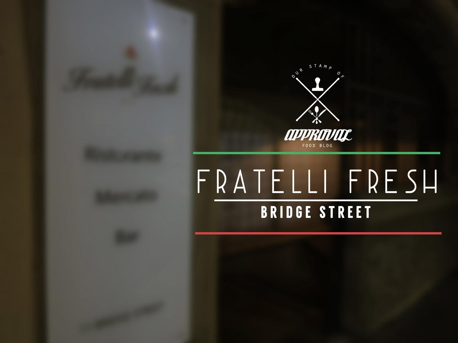Fratelli Fresh: dica de restaurante em Sydney