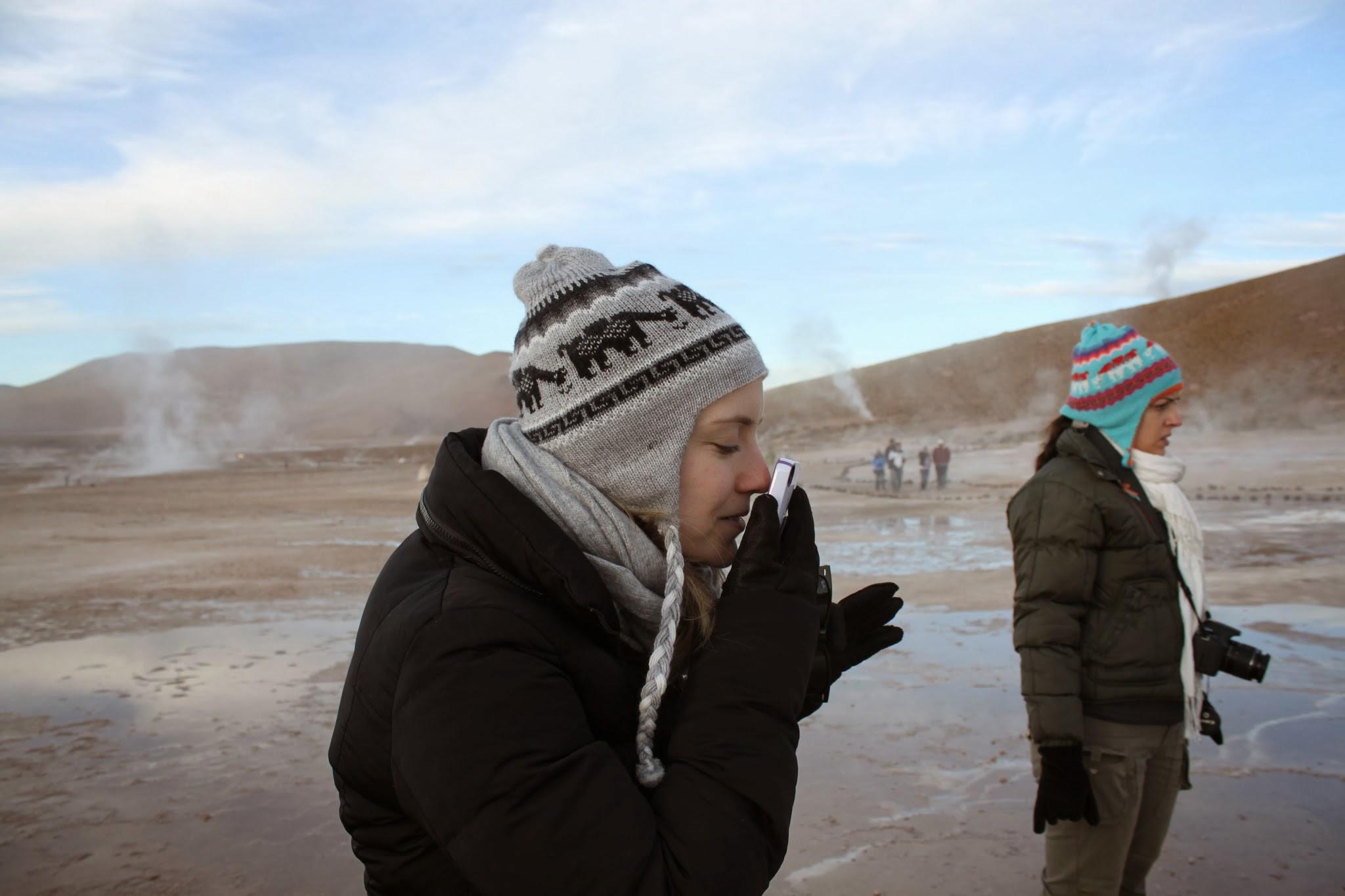 Atacama: Geyser del Tatio e Machuca