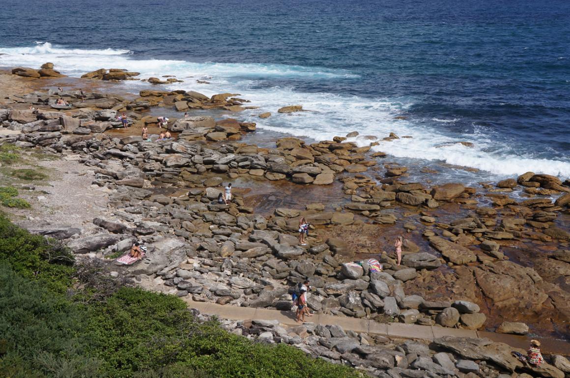 Praias de Sydney: Watsons Bay e Camp Cove