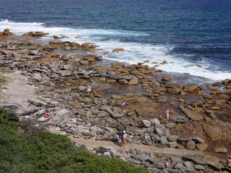 Praias de Sydney Bronte Beach