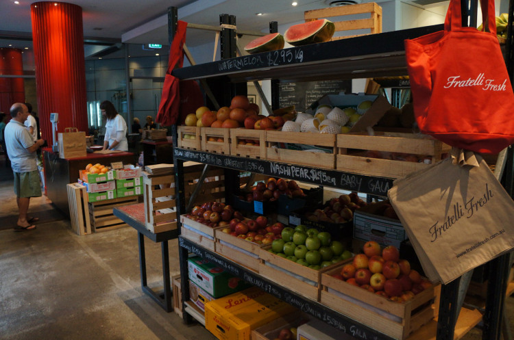 Mercado em Sydney