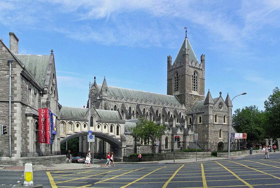 Um dia em Dublin! Roteiro de um dia caminhando por Dublin