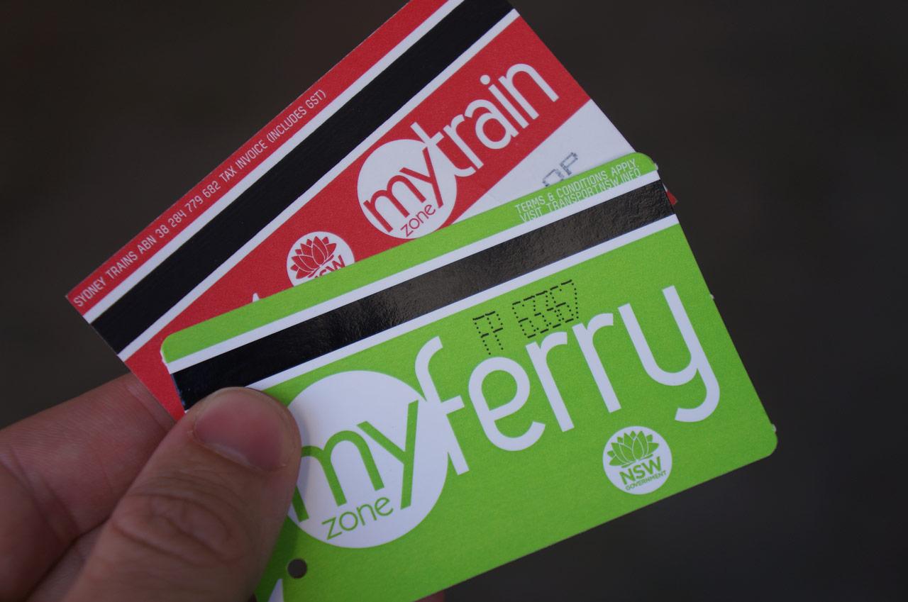 Como usar transporte público em Sydney