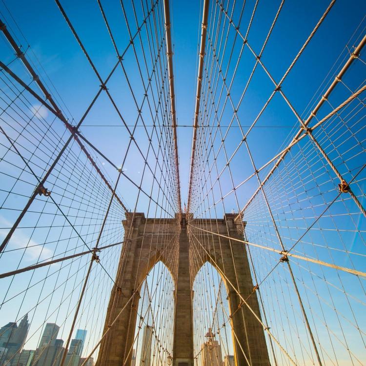 35 coisas para fazer de graça em Nova York: Brooklyn Bridge