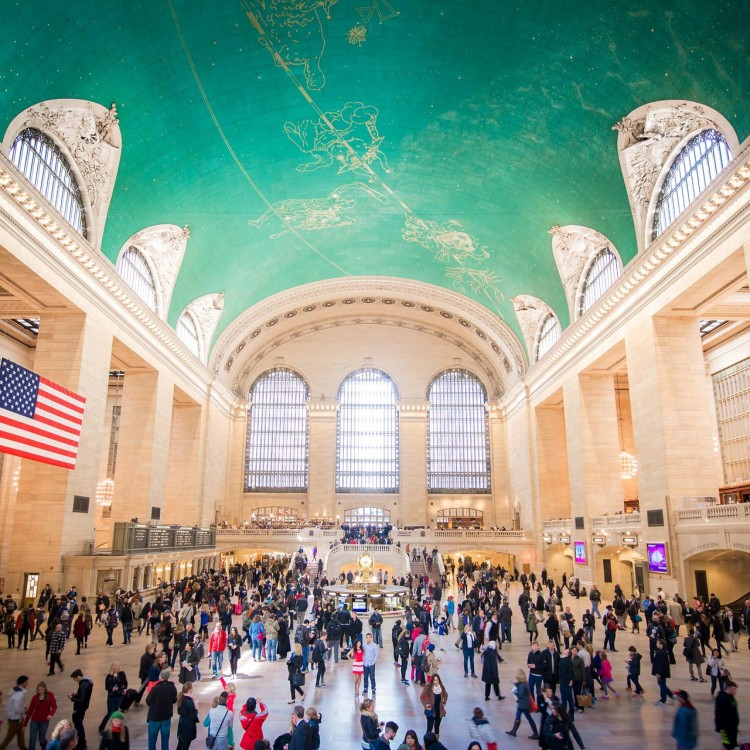 35 coisas para fazer de graça em Nova York: Grand Central