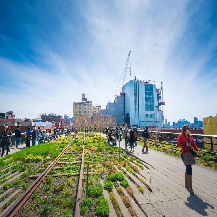 35 coisas para fazer de graça em Nova York: High Line