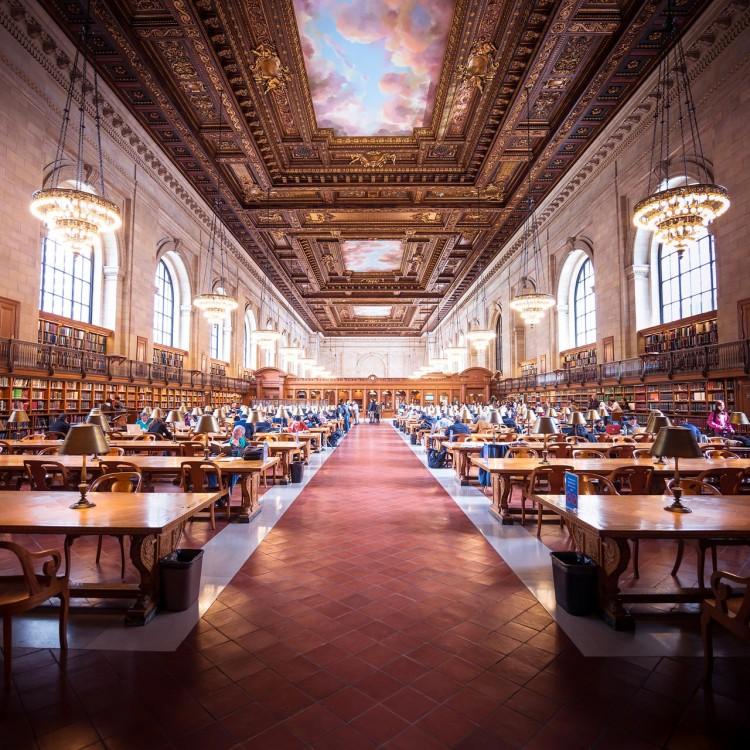 35 coisas para fazer de graça em Nova York: NYC Library