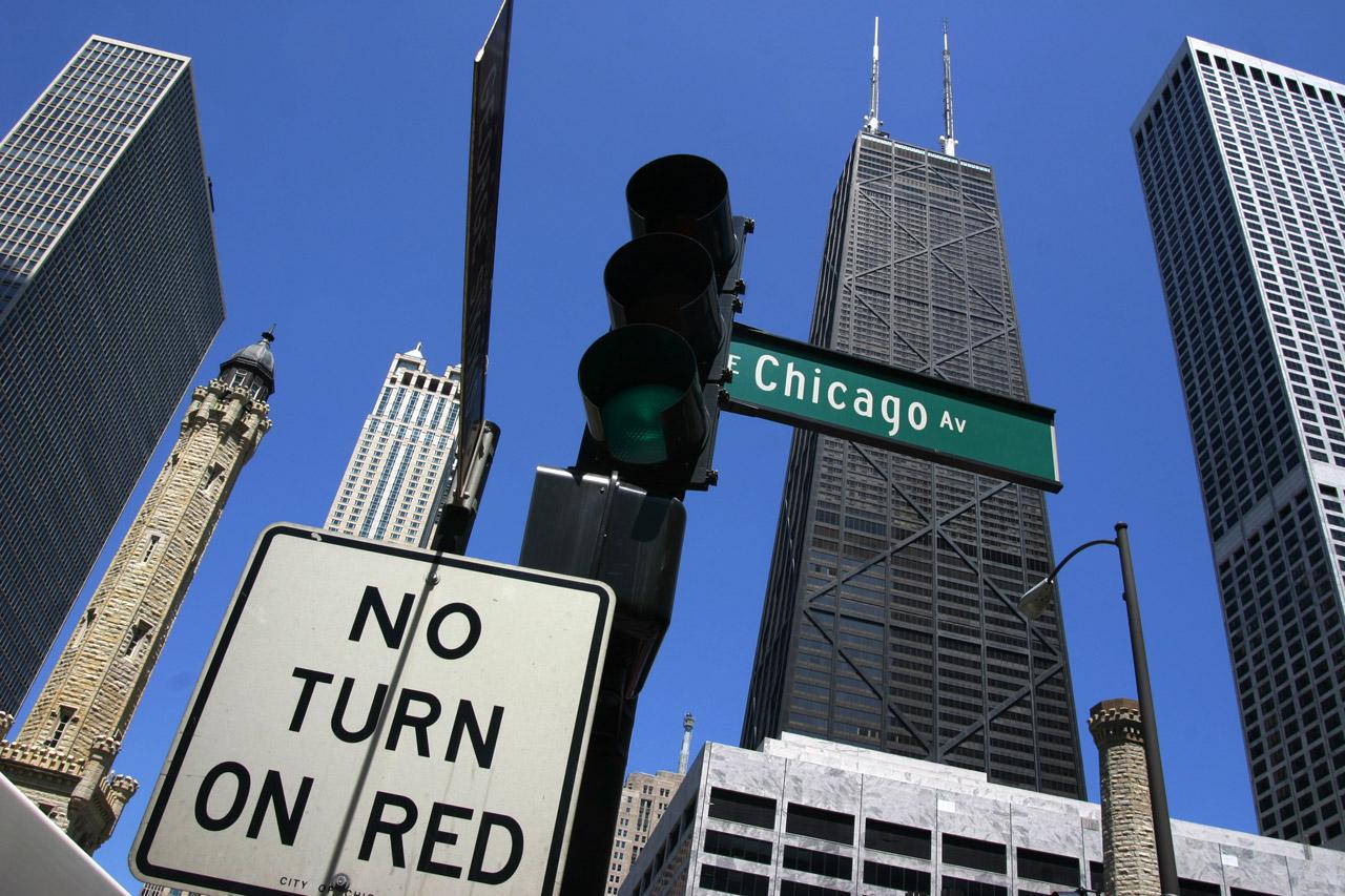 Hancock Center ou Sears Tower em Chicago?