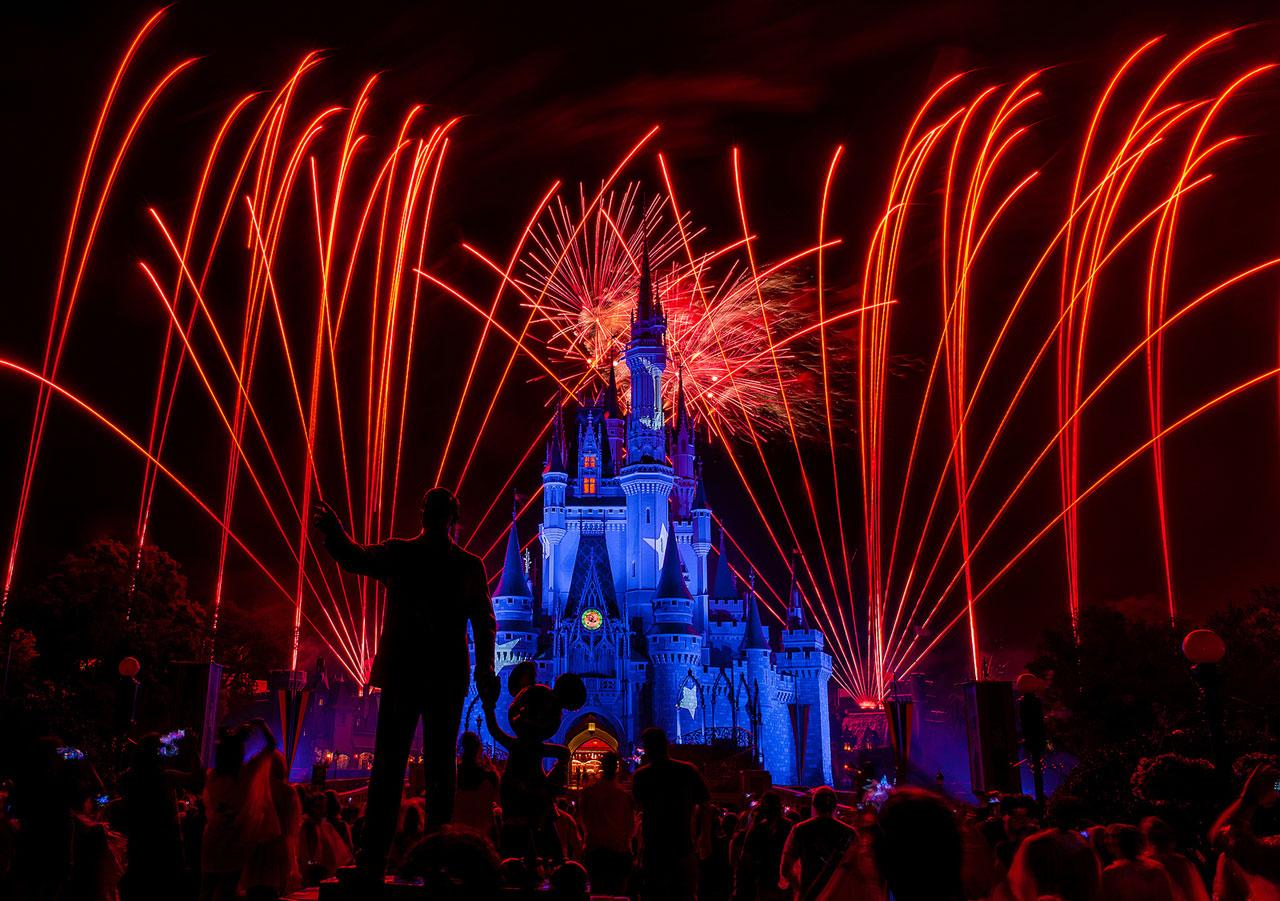 10 melhores lugares para comer e beber em Walt Disney World 2009