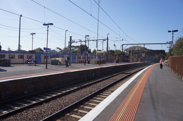 Estação Brighton Beach