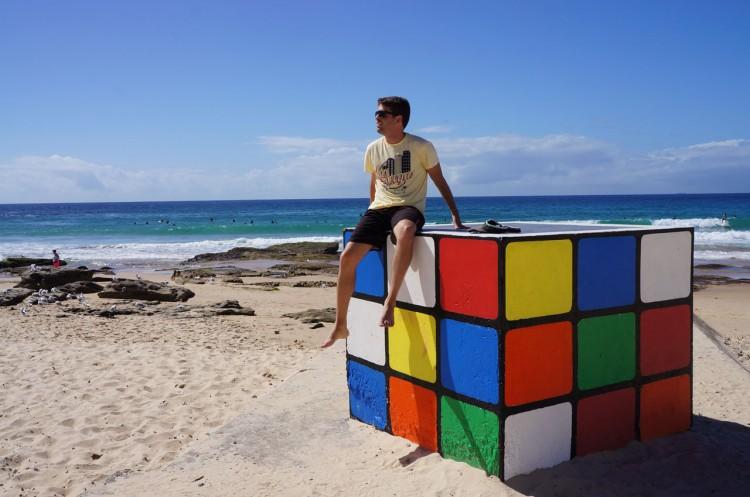 Praias famosas em Sydney