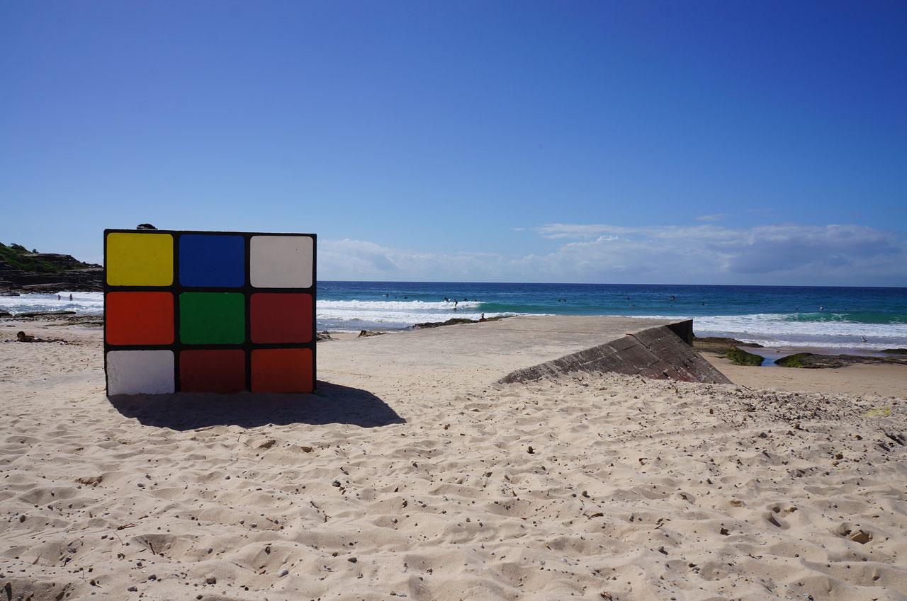 Praias de Sydney: Maroubra Beach