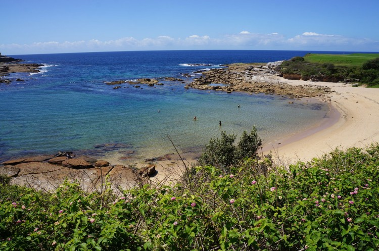 Praias secretas em Sydney
