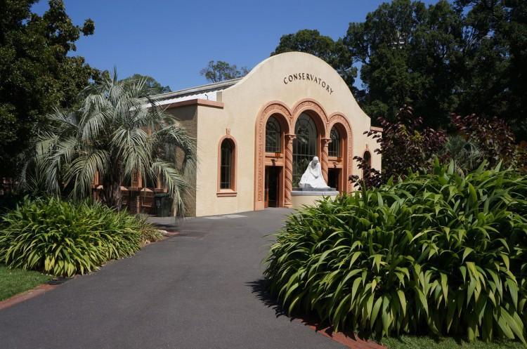 Pontos turísticos de Melbourne: Conservatory