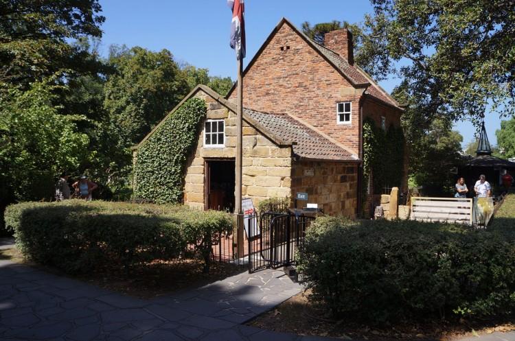 Pontos turísticos de Melbourne: Fitzroy Gardens e Cook's Cottage