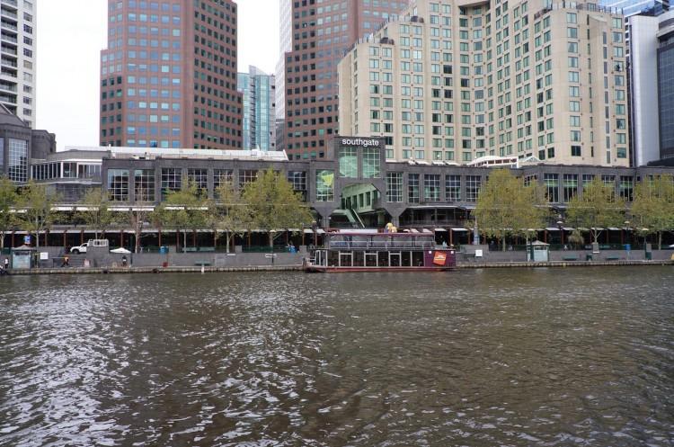 Pontos turísticos de Melbourne: Southgate e South Wharf