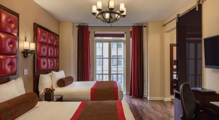 Hotel Belleclaire: onde ficar em Upper West Side
