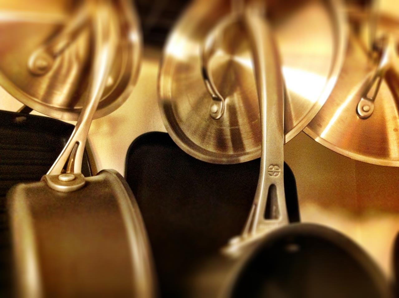 Lista de utensílios de cozinha para comprar nos Estados Unidos