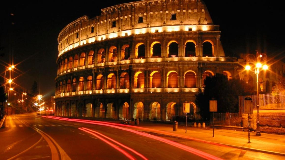 Sobre a arte de atravessar ruas e avenidas em Roma