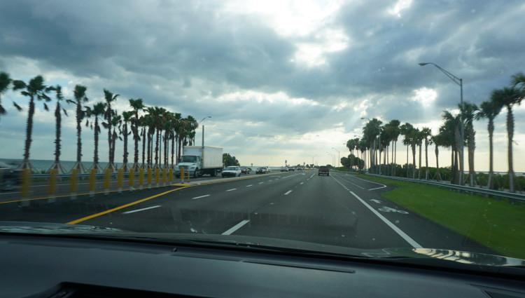 Orlando-Clearwater-02-Estrada-Carro