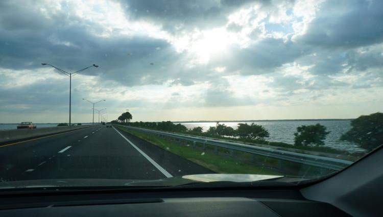 Orlando-Clearwater-04-Estrada-Carro
