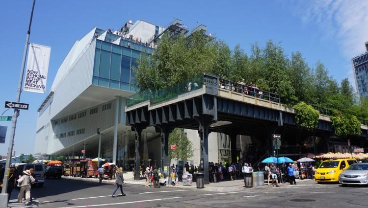 High Line em 2017