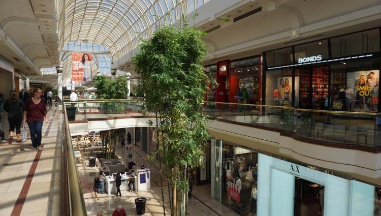 Compras em Melbourne: Shopping Chadstone