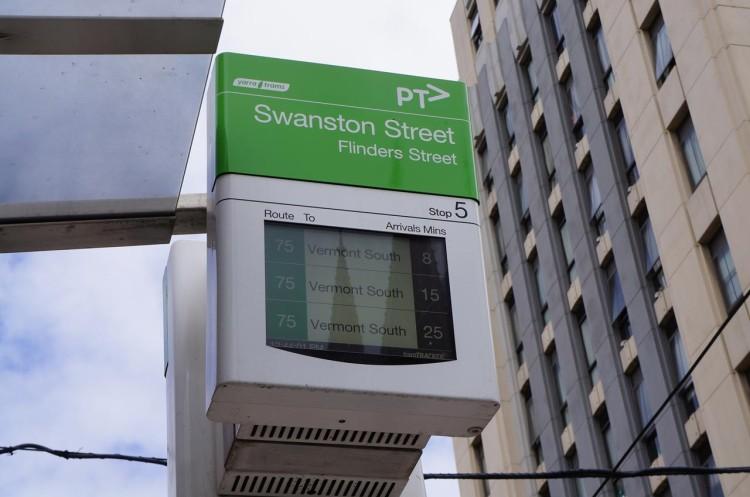 Transporte público em Melbourne